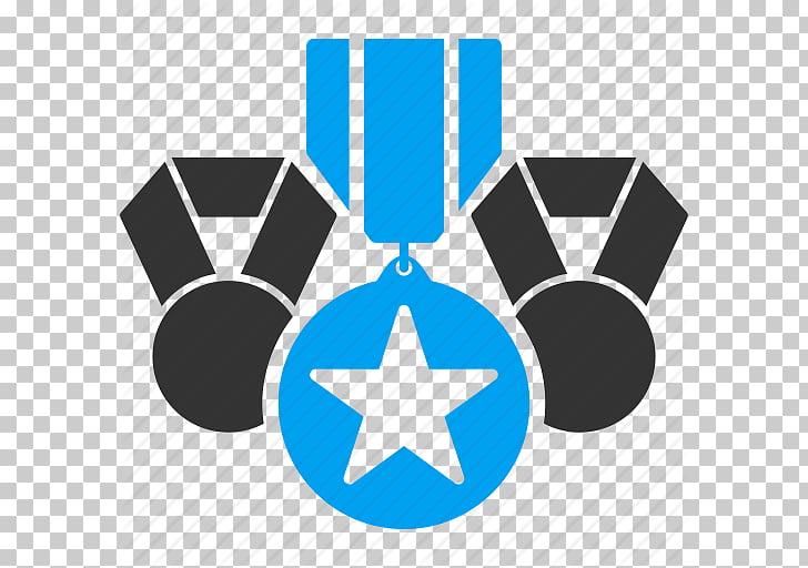 Premios militares y decoraciones iconos de computadora.