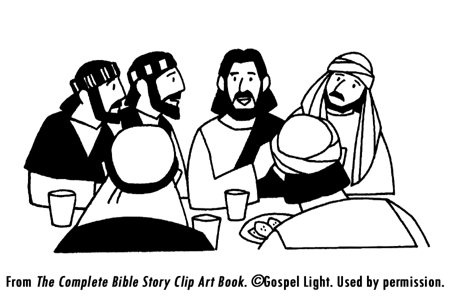 Free Jesus And His Disciples Coloring Pages, Download Free.