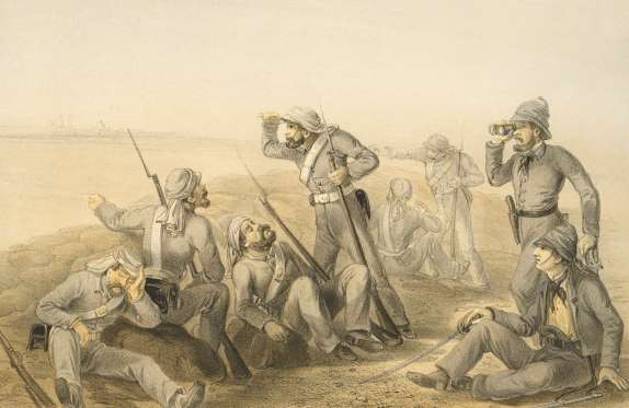 57 stunning images from the Sepoy Mutiny of 1857.