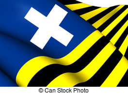 Republic of maryland flag 1854 1857 Illustrations and Clip Art. 1.