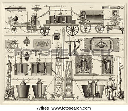 Stock Illustration of Antique Illustration (steel engraving.