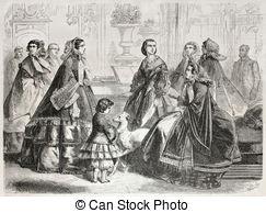 1857 autumn fashion Illustrations and Clipart. 2 1857 autumn.