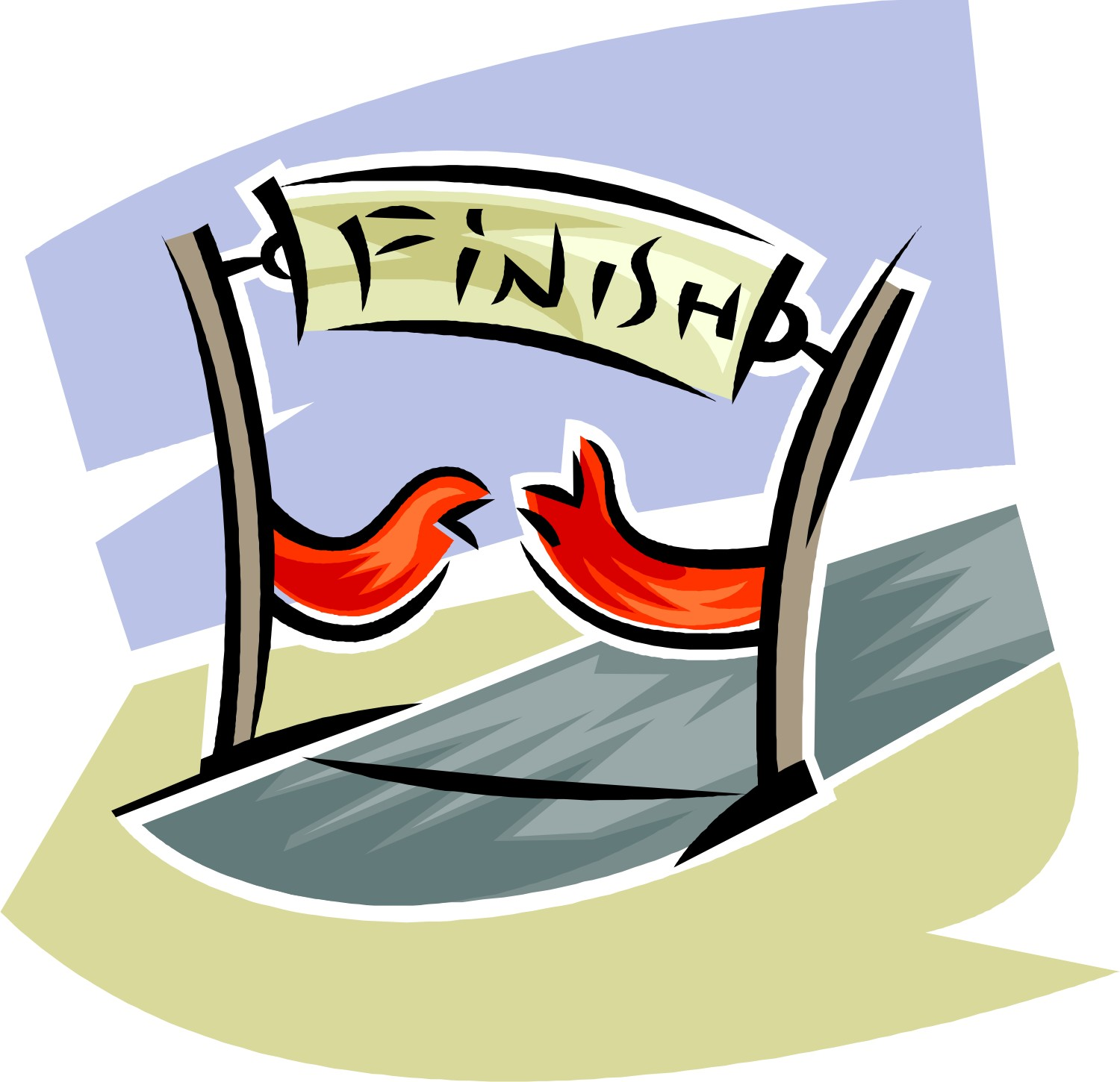 Completion clipart.
