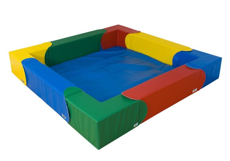 2m Square Ball Pool Component Set For Children&39s Play Areas Kids.