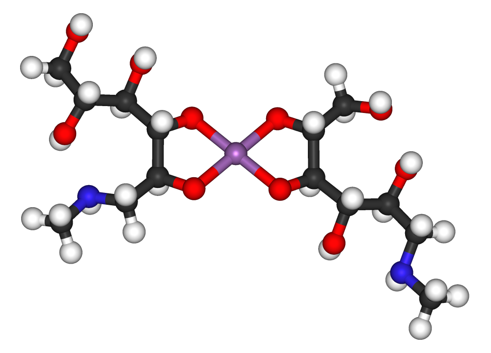 File:Meglumine antimoniate major component 3D.png.