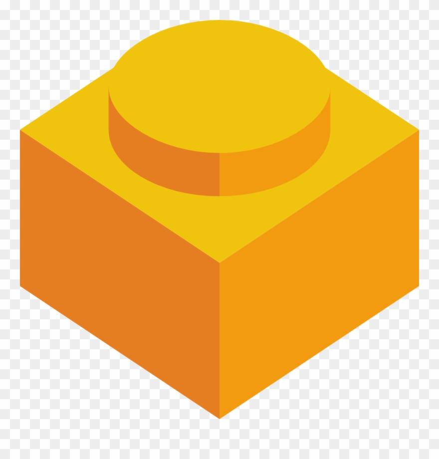 Brick Alt Icon Clipart Lego.