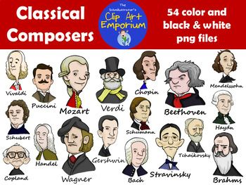 Classical Composers.