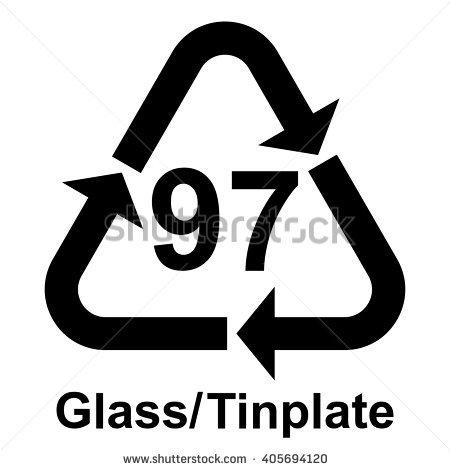 Composites Recycling Symbol Cpap 82 Vector Stock Vector 404174926.