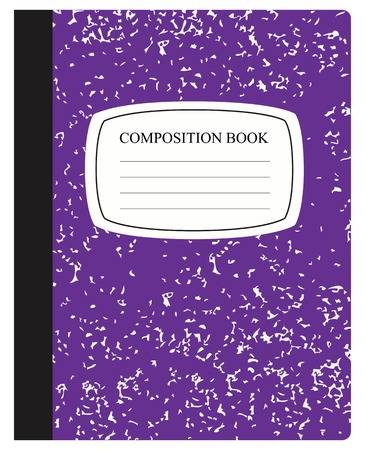 3,326 Composition Notebook Cliparts, Stock Vector And Royalty Free.