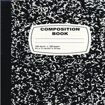 Note Books (Composition).