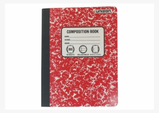 Composition Notebook PNG, Free HD Composition Notebook Transparent.