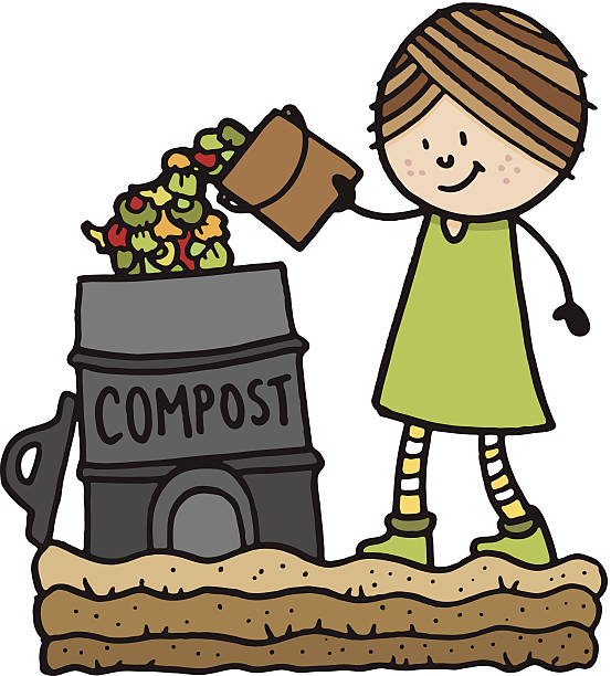 Best Compost Illustrations, Royalty.