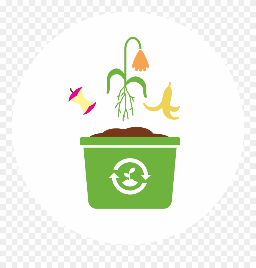 Get Your Compost On Clipart (#2803760).