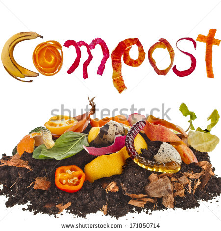 Garbage Pile Clip Art Compost.