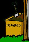 Free Garden Compost Clip Art.