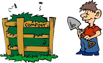 Compost Clipart.