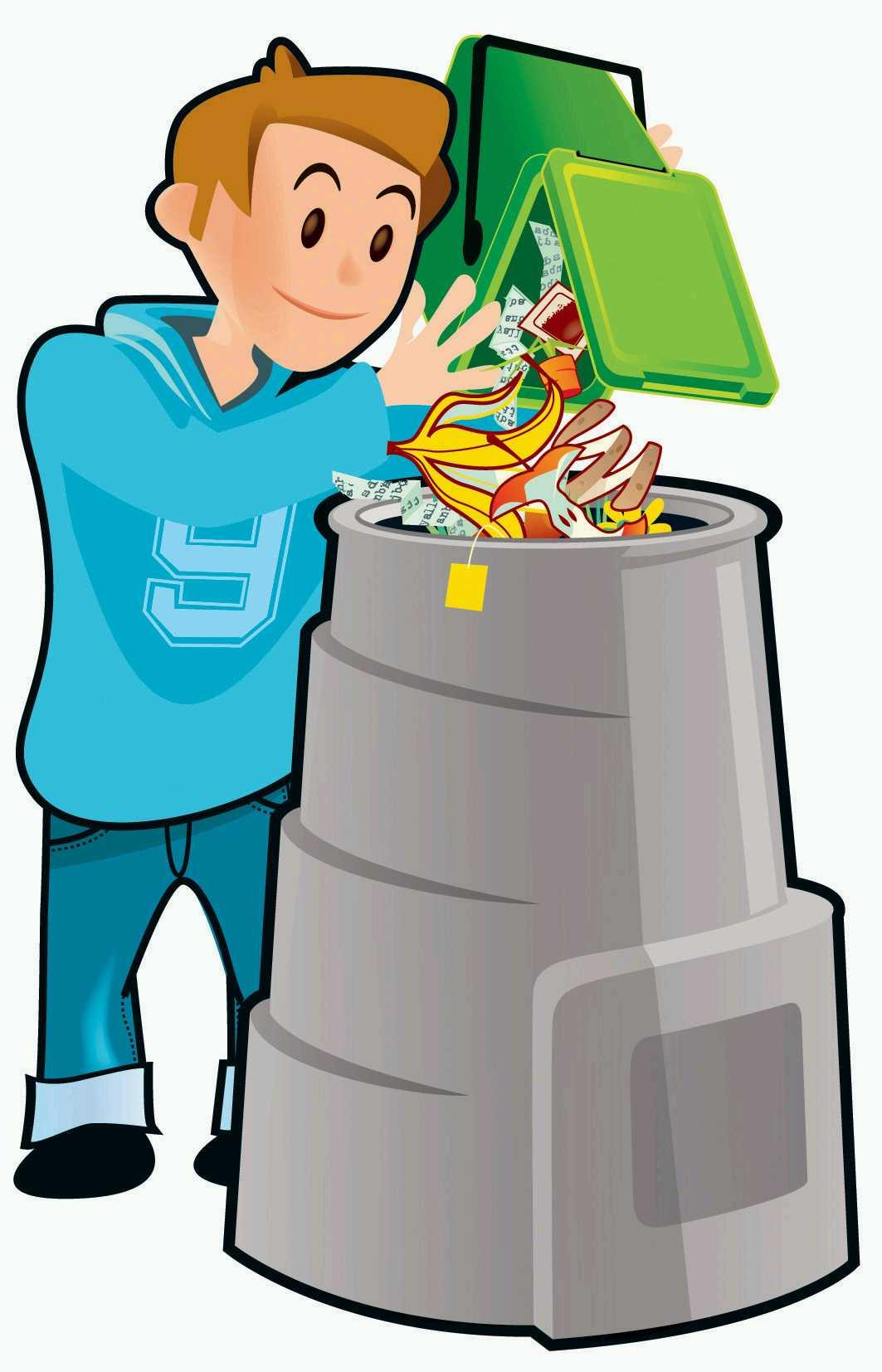 Compost Clipart.