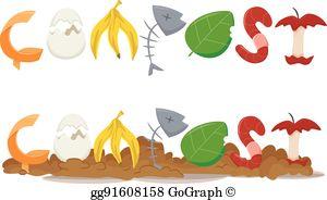 Compost Clip Art.