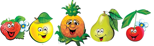 Salade de fruits clipart.