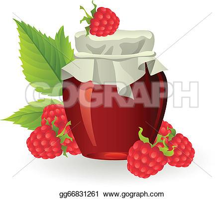 Raspberry Clip Art.