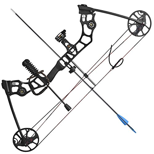 Demon Eight Compound Bows, Big Archery Hunting Equipment Compound.