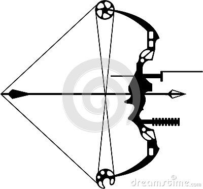 Compound Bow Arrow Stock Photos, Images, & Pictures.