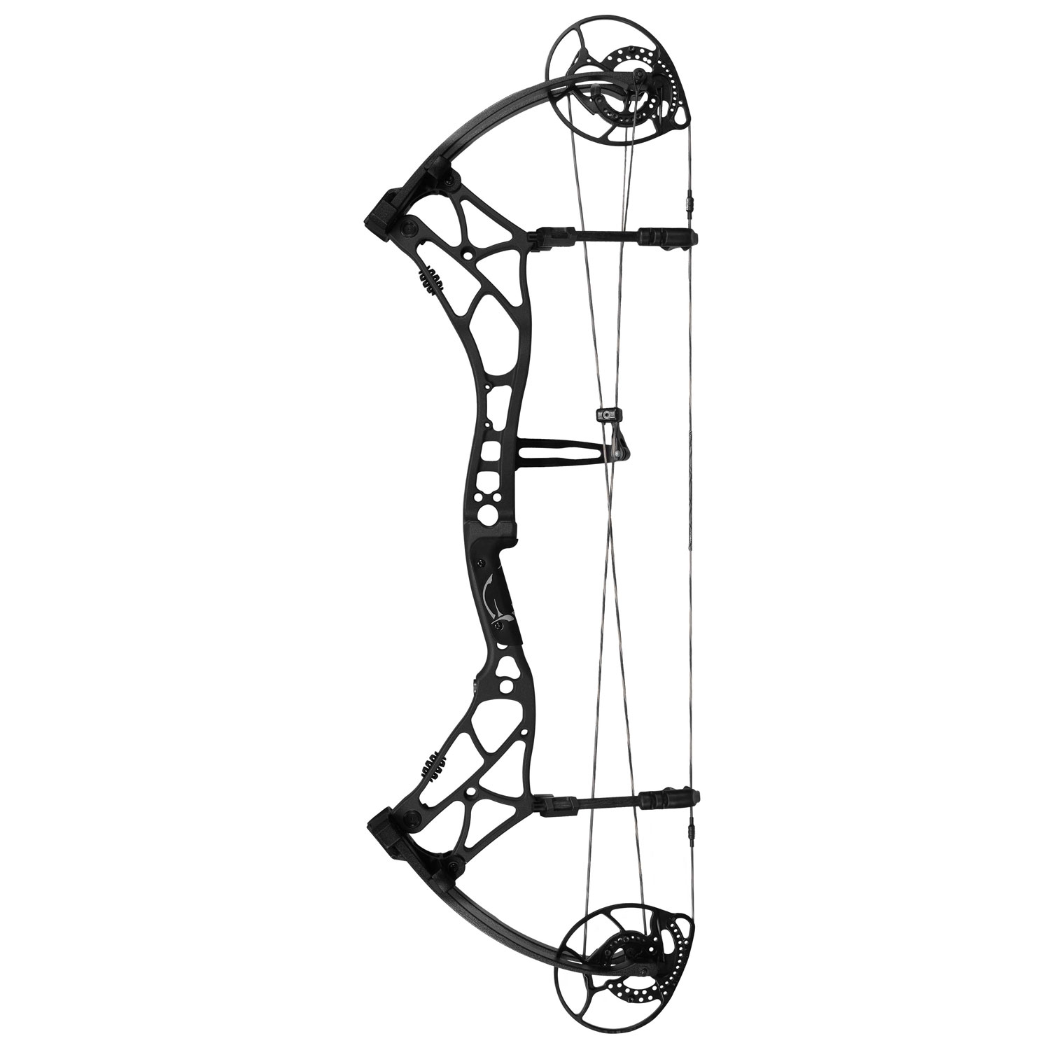 Compound bow clipart.