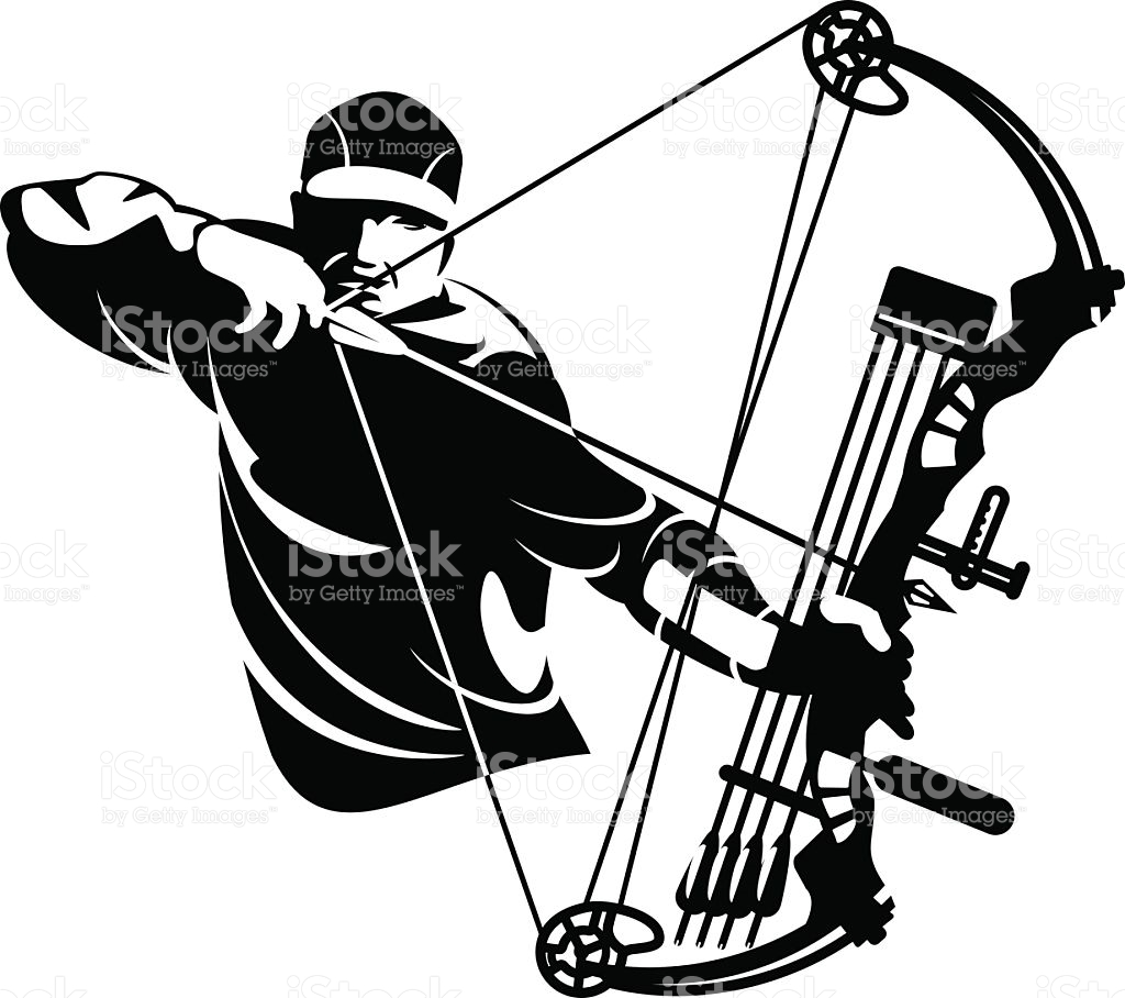 Archery Clip Art, Vector Images & Illustrations.
