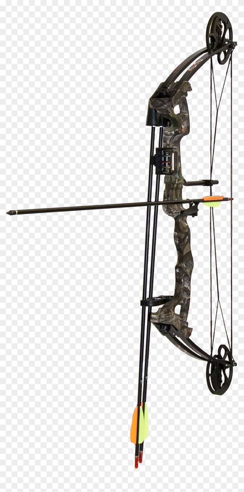 Compound Bow And Arrow Png.