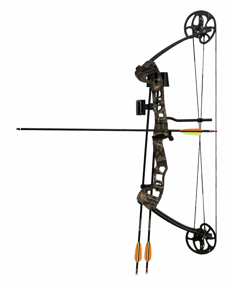 Compound Bow And Arrow Png Pluspng.