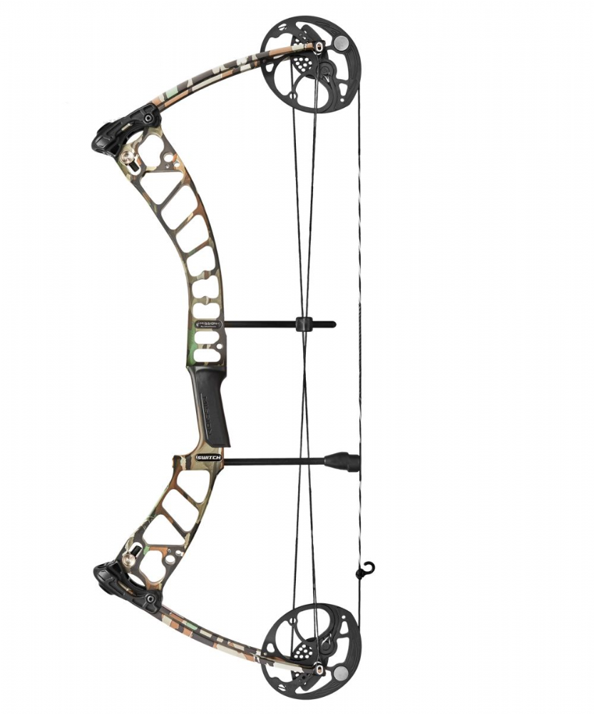 Mission Switch 2019 Compound Bow.