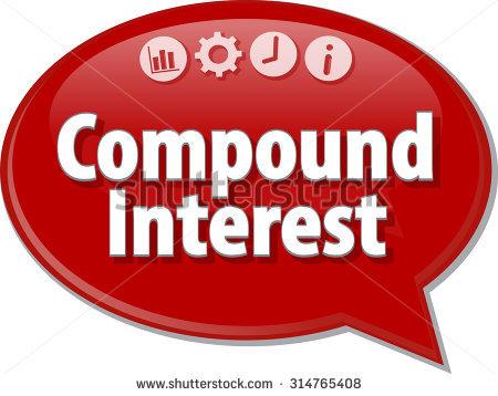 Compound Interest Stock Photos, Royalty.