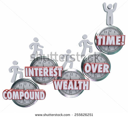 Compound Interest Stock Photos, Royalty.