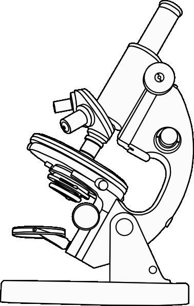 Microscope Clip Art at Clker.com.