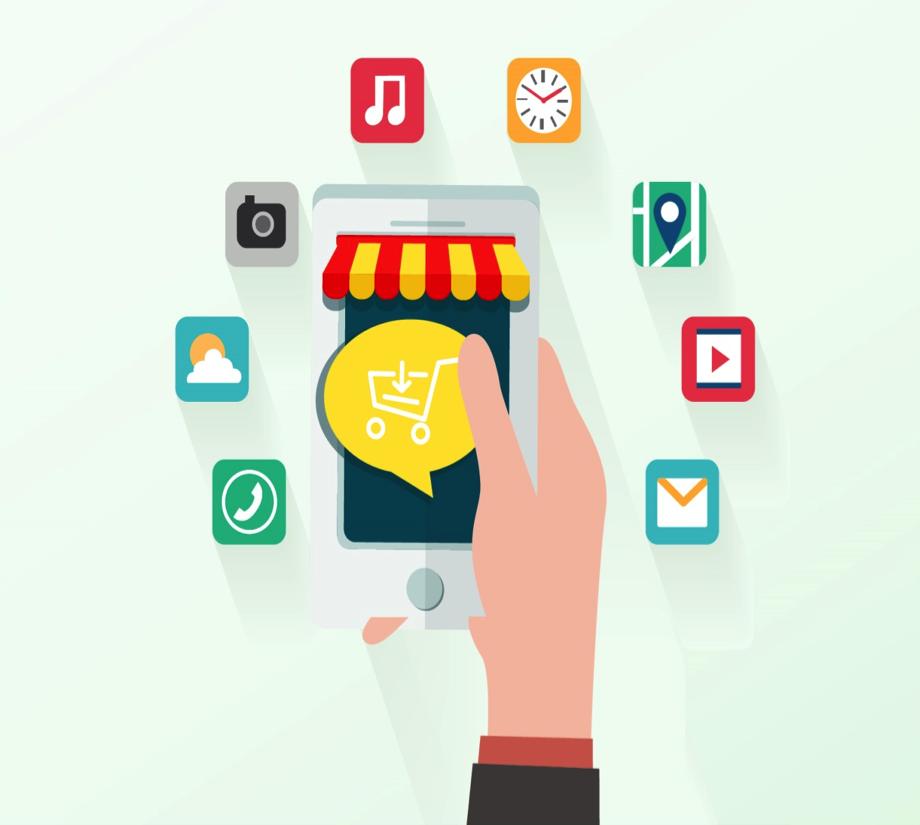 Ventajas de crear una app para tu tienda online.