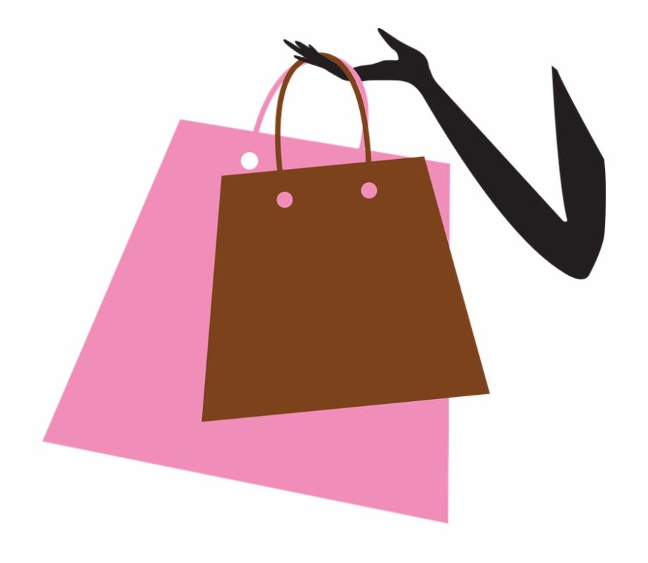 Shopping, Bags, Shopping Bag, Shopaholic, Lady, Happy.