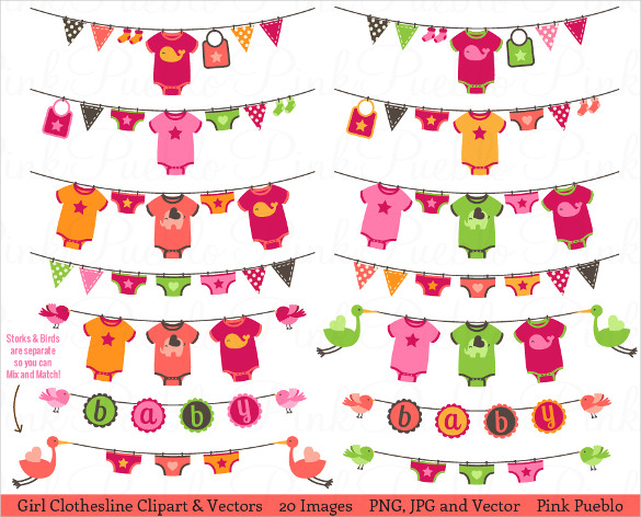 20+ Baby Shower Banner Templates.
