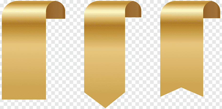 Three gold ribbons, file formats Lossless compression, Small.