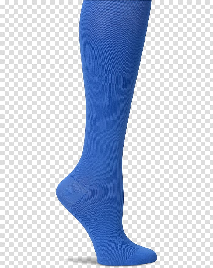 Tights Blue Sock Compression ings Hosiery, graduated size.