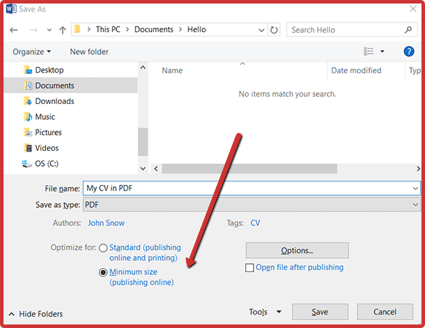 How to compress PDF & other file types.