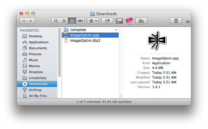 How to Compress PNG Files Using Windows or OS X.