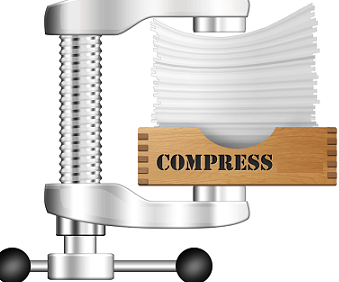How To Compress Large Files Using Winrar.