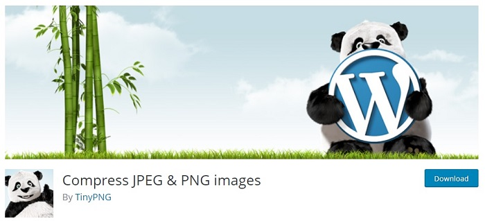 Compress JPEG & PNG images.