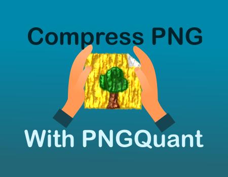 Tutorial on Optimizing PNG Images Using PNGoo.