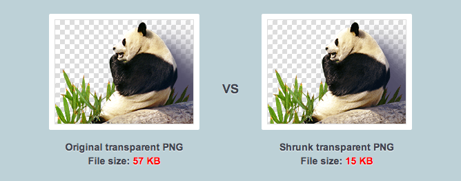 TinyPNG: A better way to compress PNG files · A Beautiful Site.