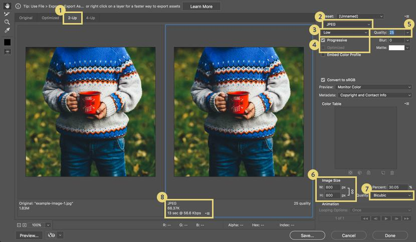17+ Tools to Reduce Image Size: Photoshop, Plugins & More.