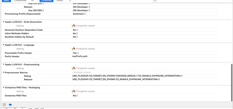 Solved] libpng error: CgBI: unhandled critical chunk + Xcode 7.3.