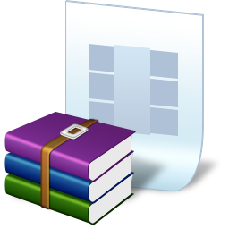 Document compress Icon.