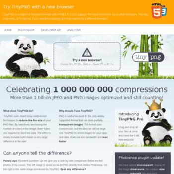 tinypng.org at WI. TinyPNG.