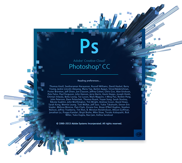 Adobe Photoshop CC Preactivated v14.2.